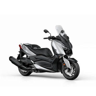 Yamaha X MAX 400 ABS Silver