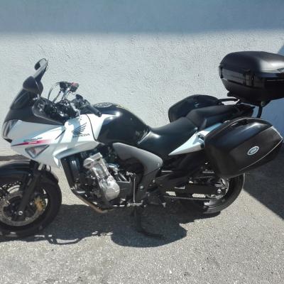 Honda CBF600S ABS