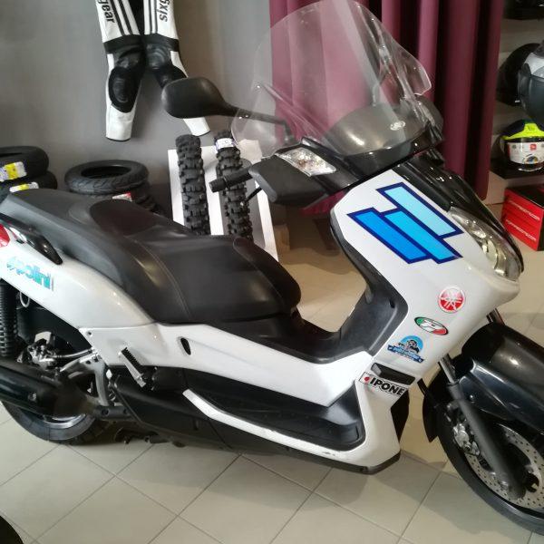 Yamaha X-max250