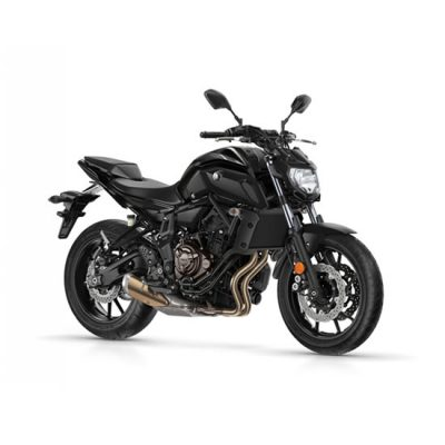 Yamaha MT-07 ABS black