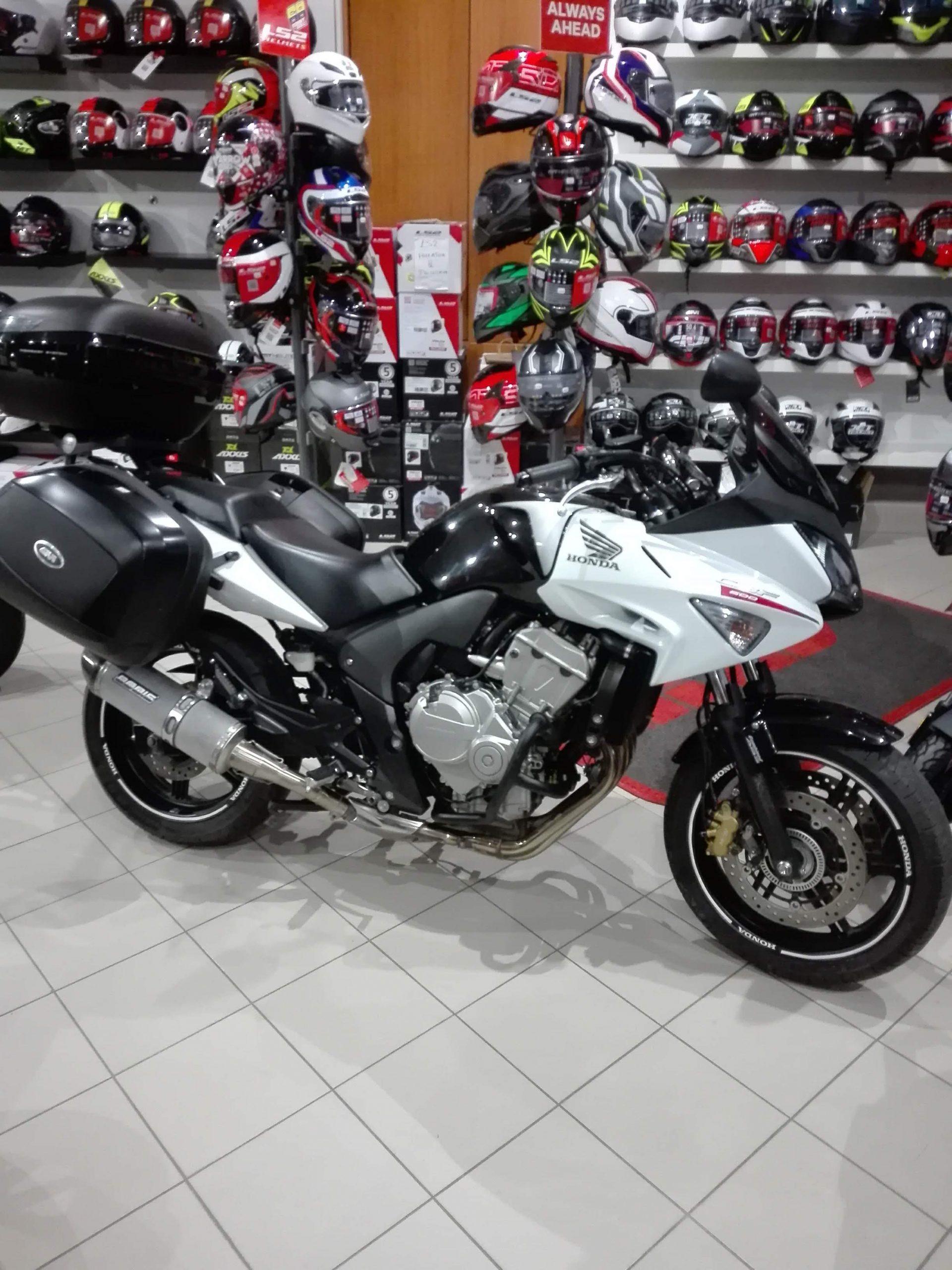 Honda CBF600 Abs