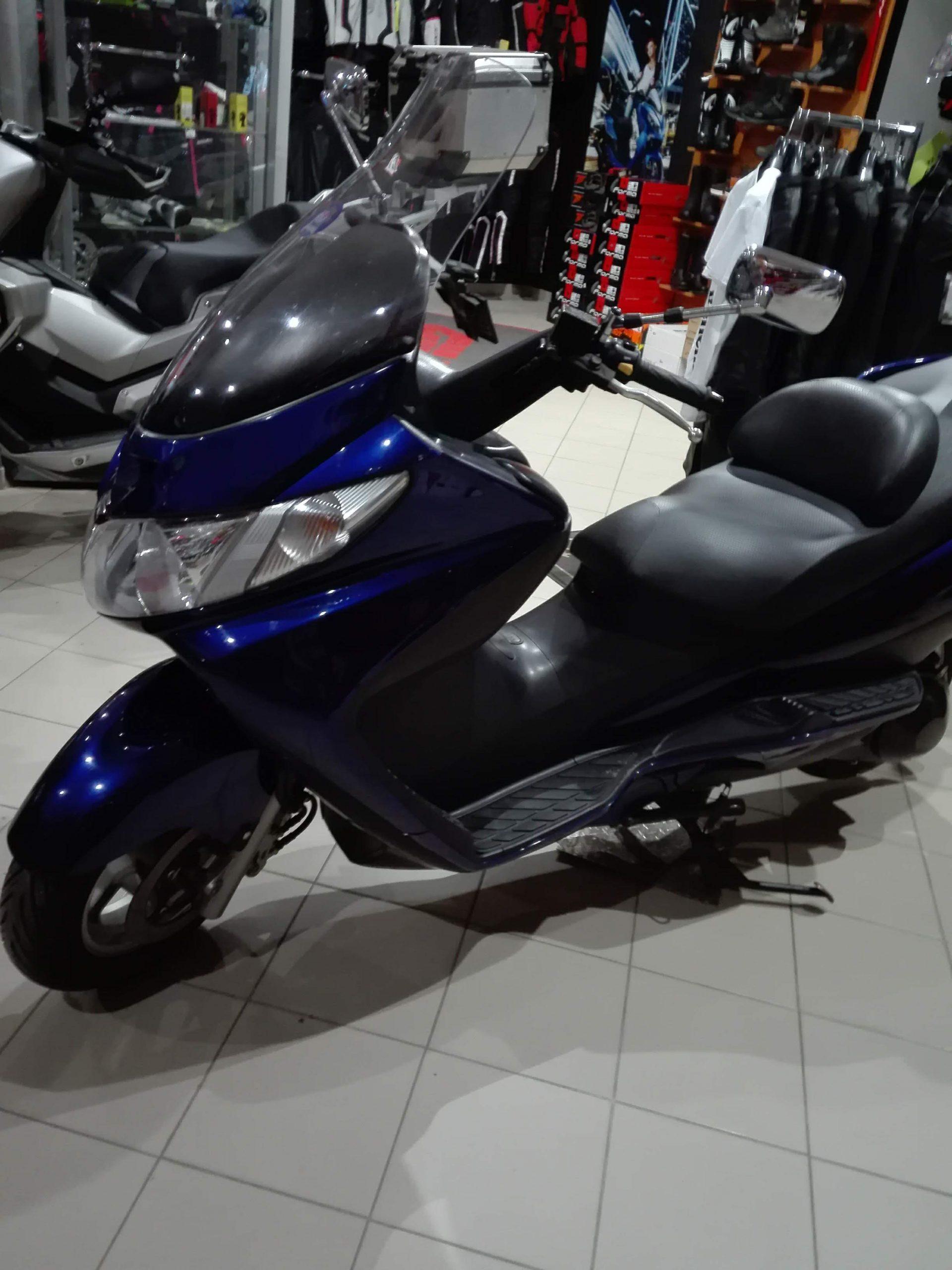 Suzuki An400 Burgmann